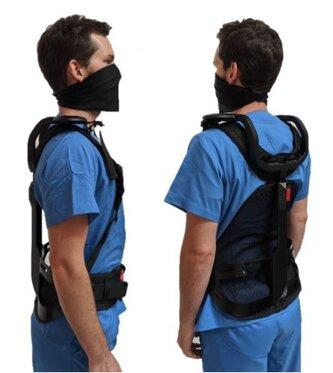 Экзоскелет для поддержки спины SHIELDX
